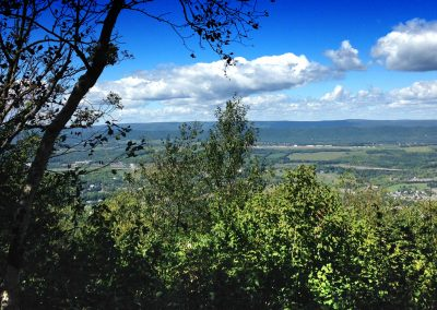 The view from Mount Nittany can't be beat!